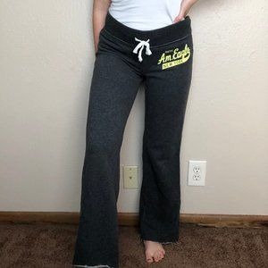 AMERICAN EAGLE Gray Sweatpants